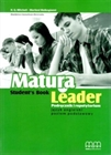 Obrazek Matura Leader Student's Book +CD