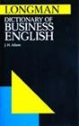 Obrazek Longman Business English Dictionary HB stare wydanie