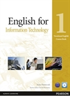 Obrazek English for Information Technology 1 Course Book +CD-Rom