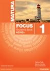 Obrazek Matura Focus 1 Student's Book +MP3 (podręcznik wieloletni)