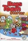 Obrazek Bugs Team Starter - karty pracy +CD
