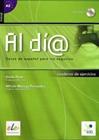 Obrazek Al dia@ inicial. Libro de ejercicios + CD Curso de espanol para los negocios Ćwiczenia
