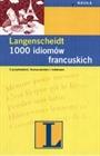 Obrazek  1000 Idiomów Francuskich