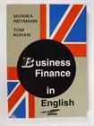 Obrazek Business Finance in English