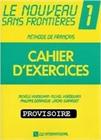 Obrazek Le Nouveau Sans Frontieres 1 ćwiczenia
