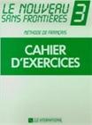 Obrazek Le Nouveau Sans Frontieres 3 ćwiczenia