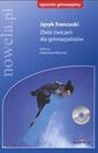 Obrazek Zbiór ćwiczeń dla gimnazjalistów + CD audio Język francuski