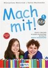 Obrazek Mach mit! 1 Neu. Język niemiecki. Klasa 4 zeszyt ćwiczeń wersja rozszerzona