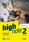 Obrazek HIGH NOTE 2. STUDENT'S BOOK + KOD (DIGITAL RESOURCES + INTERACTIVE EBOOK)