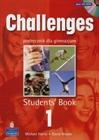 Obrazek  Challenges 1 Student Book +CD-ROm+zadania egzaminacyjne